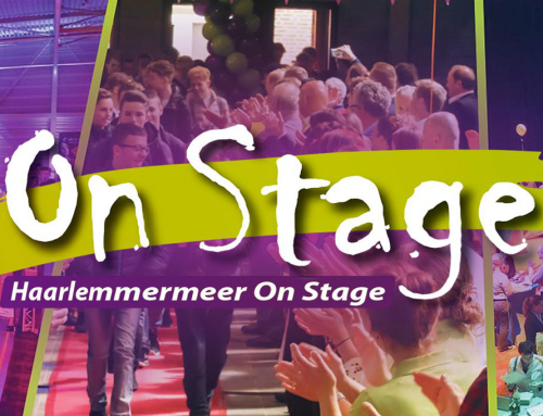 Haarlemmermeer On Stage, wij zijn erbij!